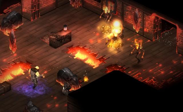 Shadowrun Dragonfall PC Games Gameplay