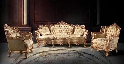 Harga Sofa Ganesha yang Mewah