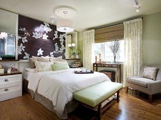 Несколько идей декора спальни