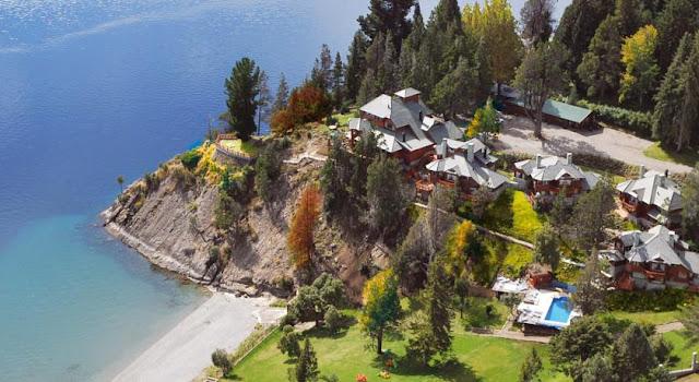 Hotel de luxo Charming - Luxury Lodge & Private Spa em Bariloche