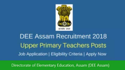 Directorate of Elementary Education, Assam (DEE Assam)