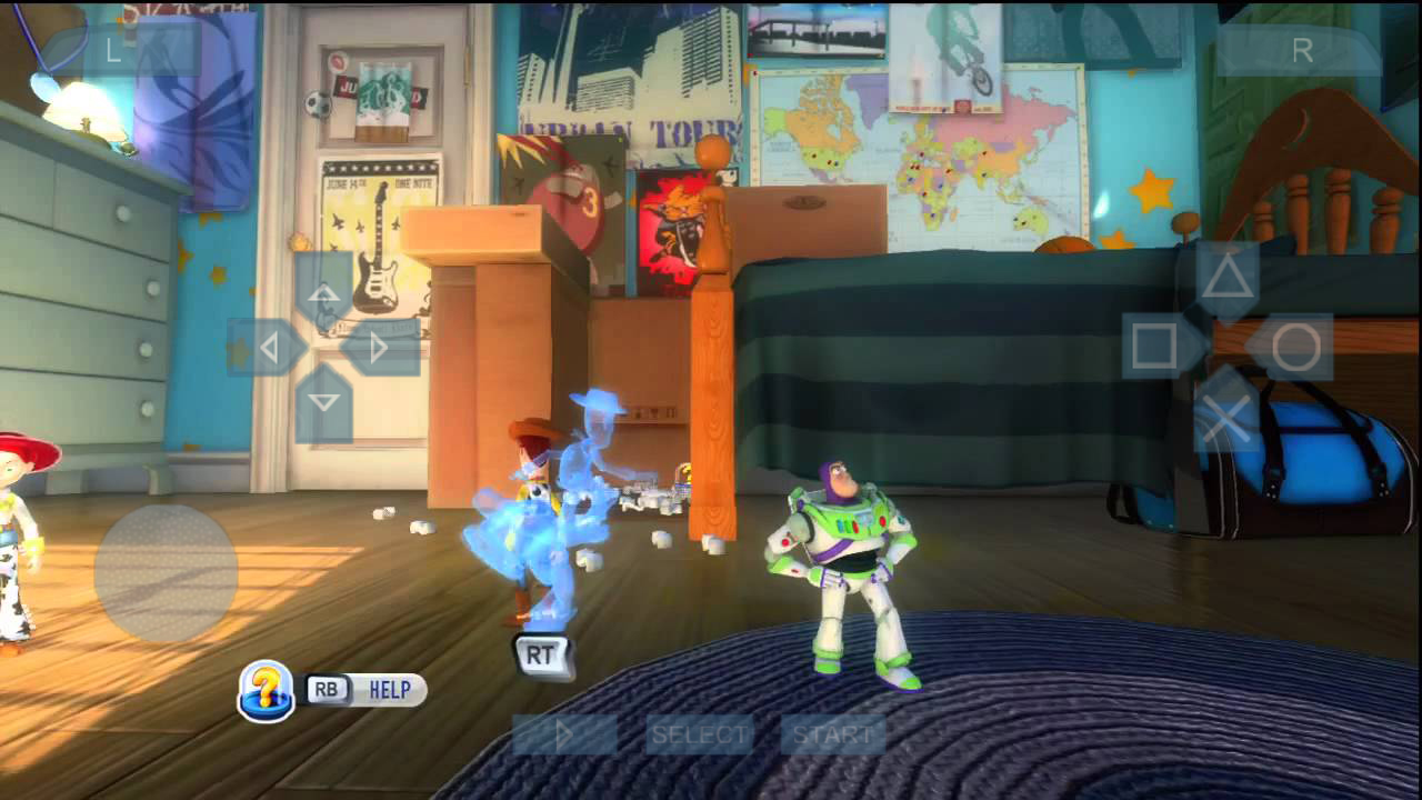 Download Toy Story 3 ISO CSO PPSSPP | Senpaigame SenpaiGame | 1280 x 720 jpeg 387kB