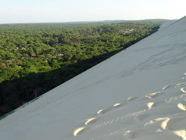 camping duna pilat la foret francia france