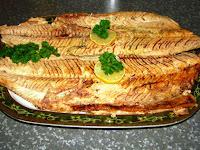 Ψάρι τυλιχτό στη λαδόκολλα  - by https://syntages-faghtwn.blogspot.gr