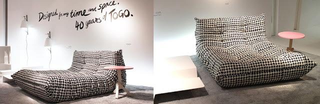 die wohngalerie 40 jahre loungen ein 70er jahre design setzt sich durch. Black Bedroom Furniture Sets. Home Design Ideas