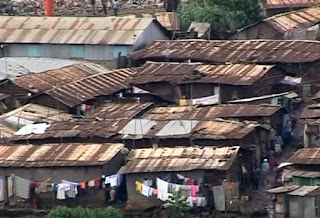 Many Kibera residents resent the fact that so many NGO's in their community but there is little change.