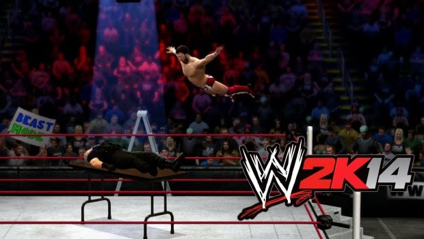 WWE 2k14 Full PC Game Free Download