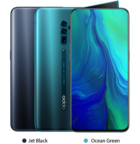 OPPO Reno Series 6.6 inch 48MP Camera