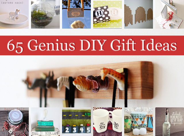65 Genius Gift Ideas To Make At Home Glamumous!