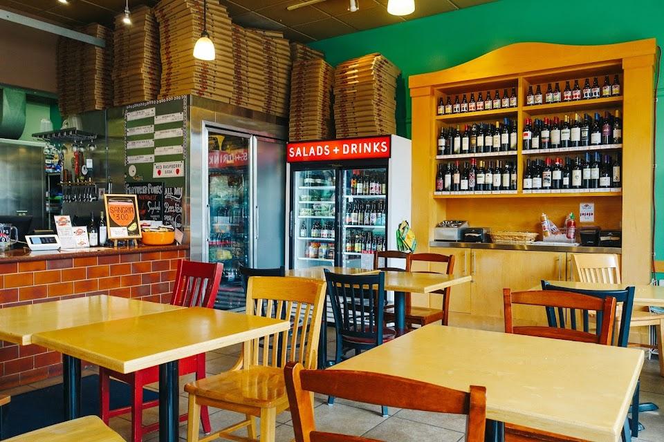ホットリップス・ピザ (HOTLIPS Pizza) Hawthorne店
