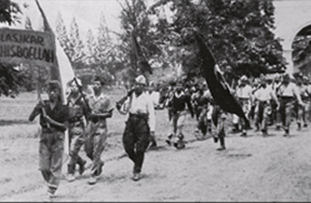 Sejarah Laskar Santri saat Susun Program Pertempuran Lawan NICA