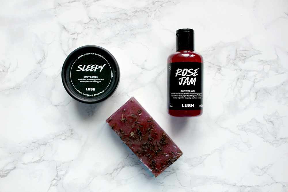 LUSH Home For Christmas Giftset
