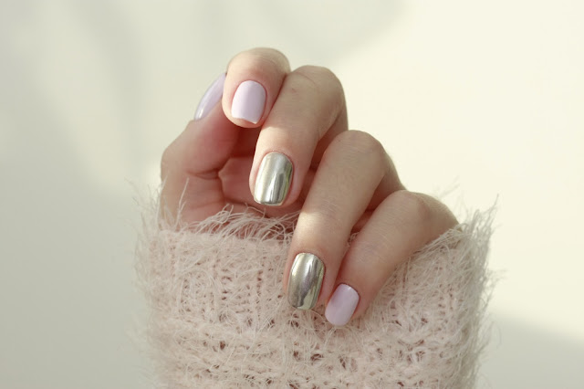 Dream Nails 12 i Metal manix