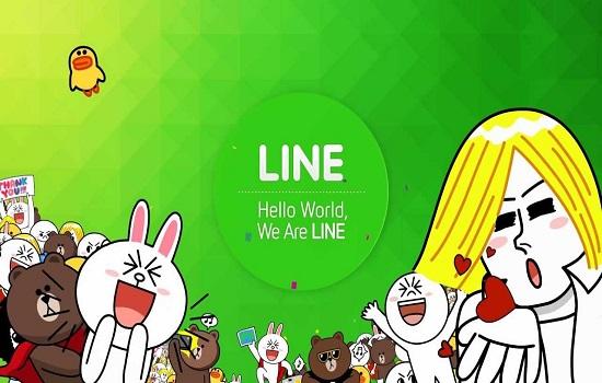 4- تحميل برنامج للكمبيوتر اشهر برنامج لعمل المكالمات والاتصالات المجانية LINE