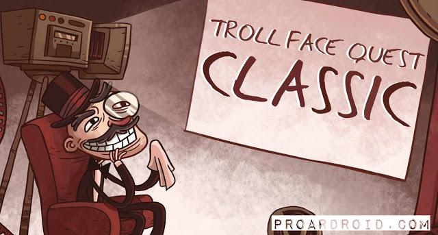 Troll Face Quest Classic Mod Apk Unlocked