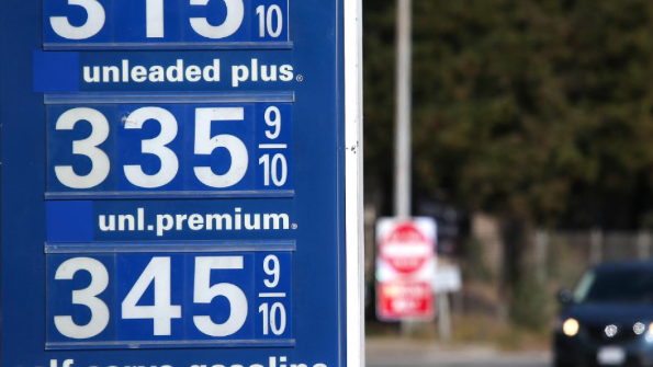 Gas prices soar on Memorial Day weekend--These places are hit hardest
