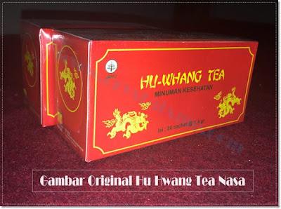teh kesehatan hu whang tea