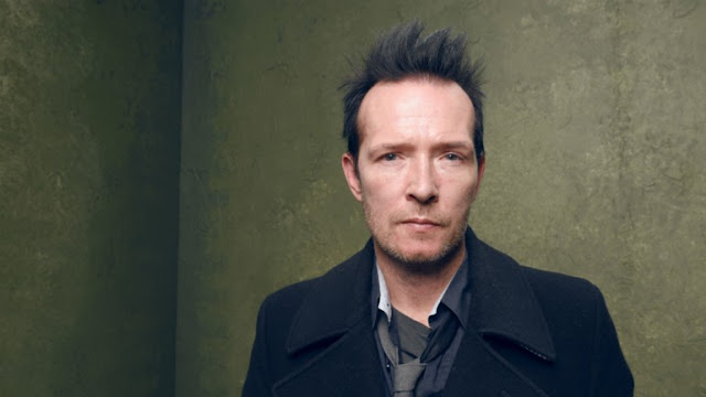 Singer Scott Weiland of Stone Temple Pilots