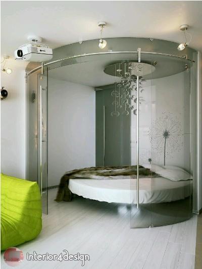 Circular Bedrooms 21