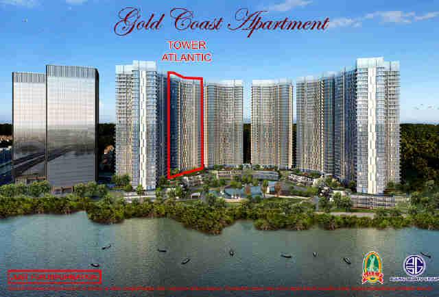 Apartemen Gold Coast Pantai Indah Kapuk