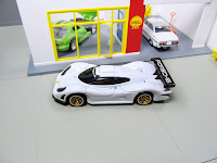 Hot Wheels Speed Machines Porsche