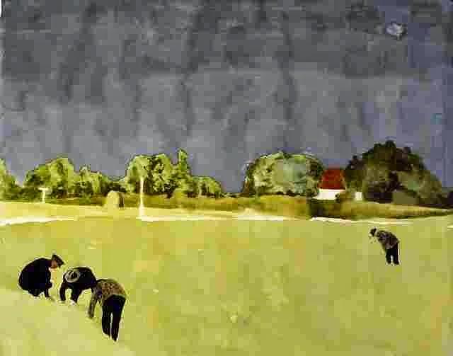 Унылые пейзажи. Mamma Andersson