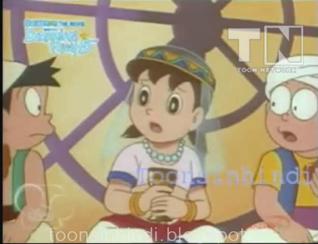 Doraemon nobita in dorabian nights (2012) (in hindi) full movie.
