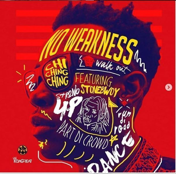 Chi ching ching x stoneboy-No weakedness