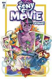 MLP My Little Pony: The Movie Prequel #2 Comic