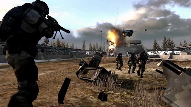 Download Battlefield 2142 Full Version PC File