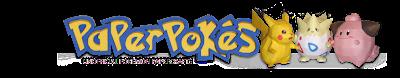 PaperPokés - Pokémon Papercrafts