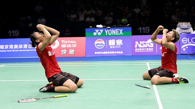 Bulu Tangkis Asian Games Jadi Jalan Berat Tim Putri Indonesia
