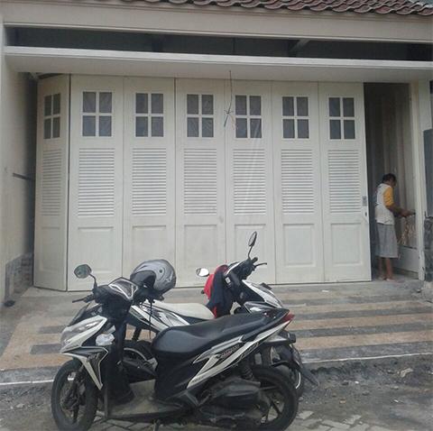 Pintu Garasi versi 5