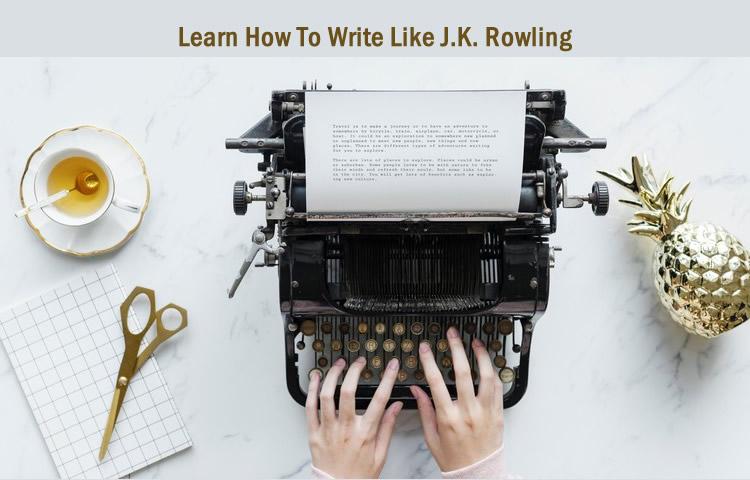 How To Write Like J.K. Rowling Course
