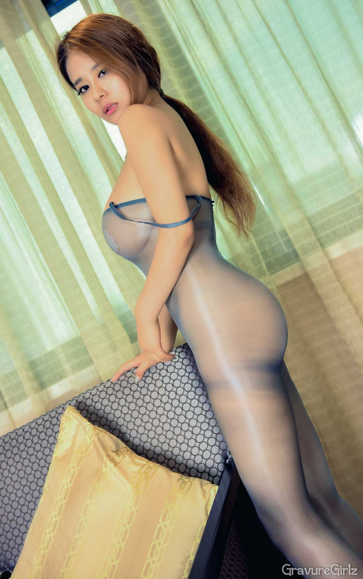 Wang Ying 王莹 DDY PantyHose | Thick Chinese Girl V1 ...