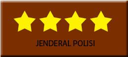 Lambang Pangkat Jendral Polisi (Jendral Pol)