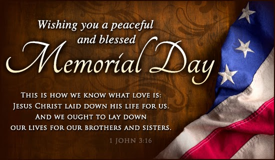 Memorial Day Wishes, Message, Images, Greetings, Quotes: Thank You US Soldiers