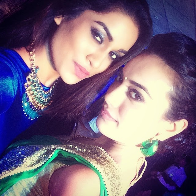 me n pryanca 😊😊 @pryanca_t, Surbhi Jyoti Hot Pics from Parties, Selfie Images with Krystal Dsouza, Nia Sharma