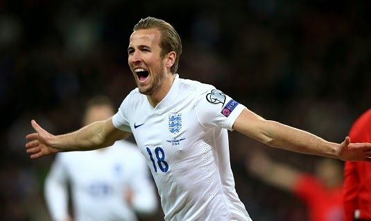 Harry Kane..Is there more young talent to follow from England?