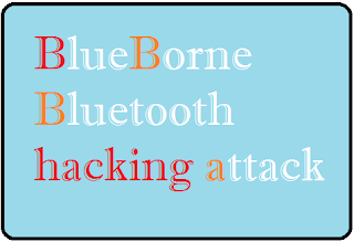 BlueBorne Bluetooth Hacking Attack@myteachworld.com