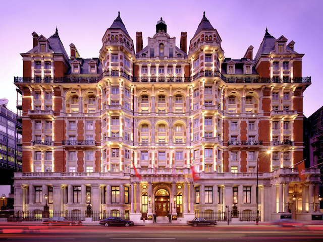 Hotel Mandarin Hyde Park em Londres