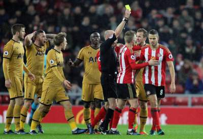 Jack Rodwell should have been sent off