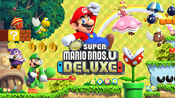 New Super Mario Bros. U Deluxe More New Features Revealed