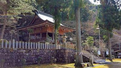 人文研究見聞録:有馬稲荷神社 [兵庫県]