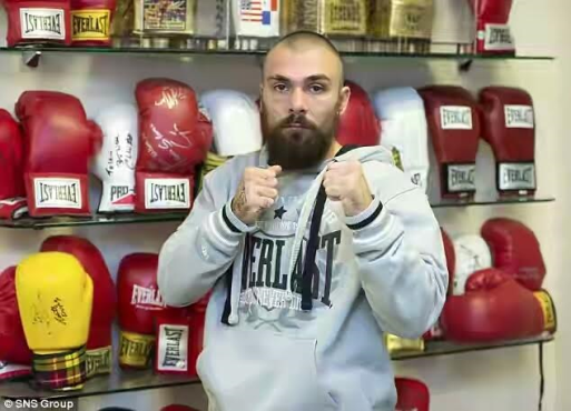 Scottish boxer fighting for his life after being knocked out in fifth round