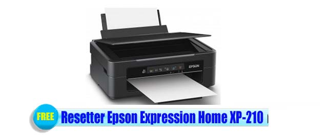 Epson XP-210 Adjustment Program