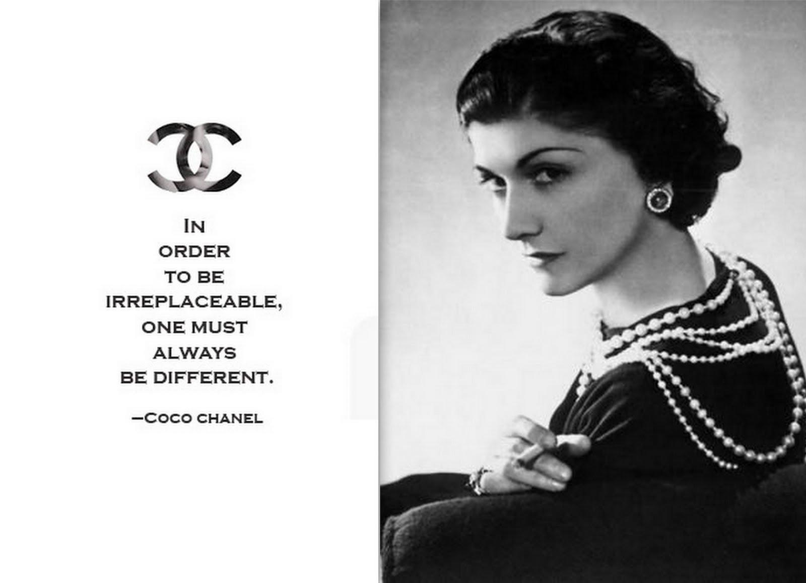 Coco Chanel Corseted Silhouette Liberator Global Granary