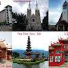 Kitab Suci, Tempat Ibadah Dan Hari Besar Keagamaan Agama islam, Kristen, Katolik, Hindu, Budha dan Konghucu