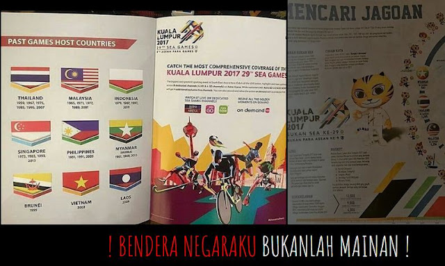 Hacker Indonesia Retas Situs Malaysia Akibat Bendera Terbalik