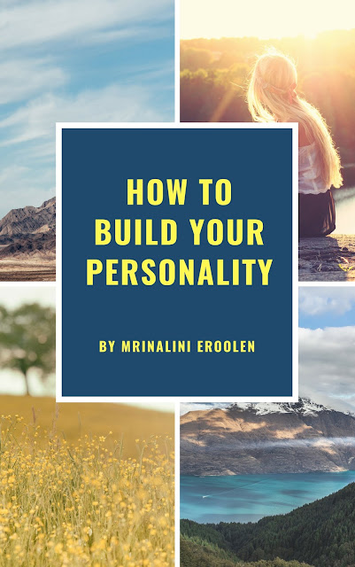 How To Build Your Personality